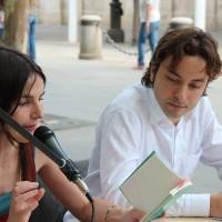 """Presentación de """"Buda en el Bolshói"""", con Siracusa Bravo (Feria del Libro de Sevilla)"""