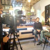 """Entrevista con Francisco Quintero (""""Letras Mixtas"""", Canal Málaga TV)"""