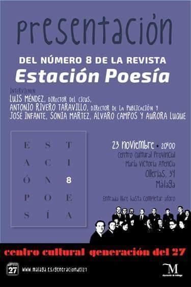 Presentación CCP Málaga 2