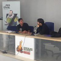 FESTIVAL Z - Día Internacional del Libro 2017 - Con Pablo Gutiérrez