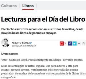 Diario Sur - Rafael Inglada